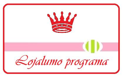 Testukas.lt lojalumo programa