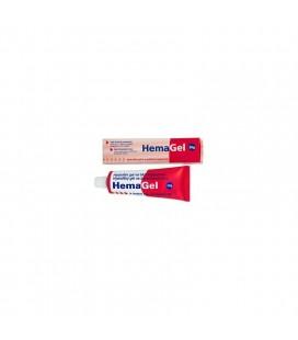 HemaGel hidrofilinis gelis greitesniam žaizdų gijimui, tūbelėje 30 g