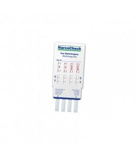 Multitestas 4 sintetinių narkotinių medžiagų nustatymui šlapime, N1
