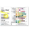 """""""One Step UTI 11 Parameter"""" testas šlapimo takų infekcijos, pH, kraujo šlapime diagnostikai (100 testų)"""