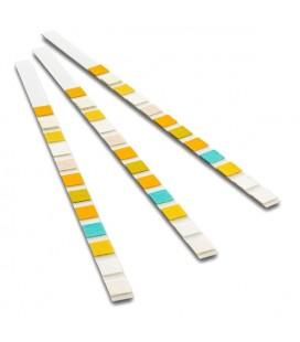 """""""One Step UTI 12 Parameter"""" testas šlapimo takų infekcijos, pH, kraujo šlapime, inkstų būklės diagnostikai (100 testų)"""