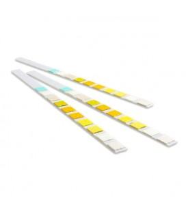 """""""One Step UTI 10 Parameter"""" testas šlapimo takų infekcijos, pH, kraujo šlapime diagnostikai (5 testai)"""