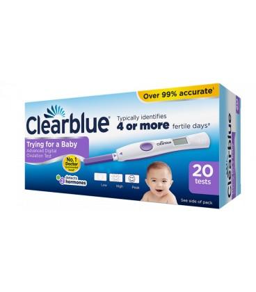 Clearblue skaitmeninis ovuliacijos testas