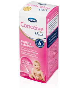 Conceive Plus 8 aplikatoriai po 4 g
