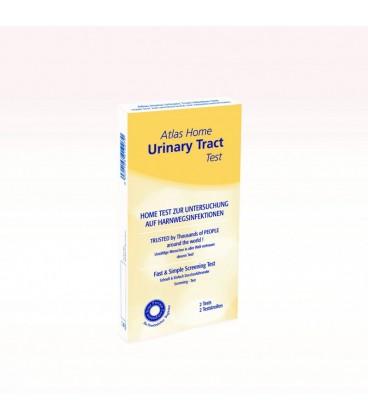 """""""Atlas Home Urinary Track Infection (UTI)"""" testas šlapimo takų infekcijos diagnostikai"""