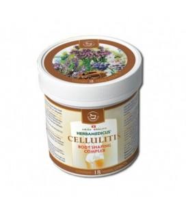 Herbamedicus CELLULITIS balzamas - anticeliulitinė priemonė, 250 ml