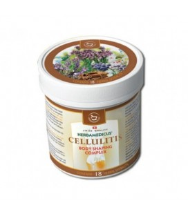 Herbamedicus CELLULITIS balzamas - anticeliulitinë priemonë, 250 ml