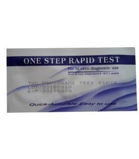 """Narkotinių medžiagų (marihuana - """"žolės"""") vartojimo testas - DAVID THC, (1 testas) N1"""