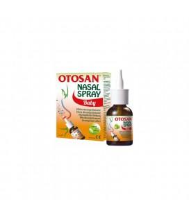 Otosan Baby nosies purškalas vaikams, 30ml (su natūraliais augaliniais ekstraktais ir eteriniais aliejais)